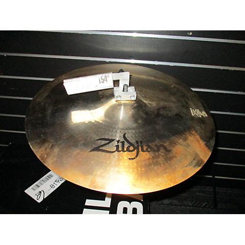 Zildjian 15in A Custom Crash Cymbal-thumbnail