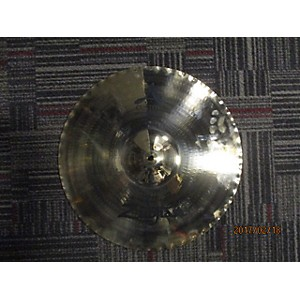 Pre-owned Zildjian 15 inch A Custom Mastersound Hi Hat Pair Cymbal by Zildjian