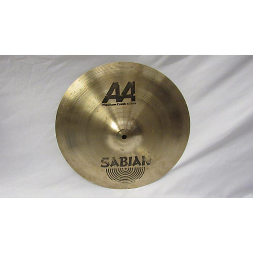 Sabian 15in AA Medium Crash Cymbal