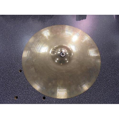 Sabian 15in AA Rock Crash Brilliant Cymbal