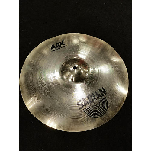 Sabian 15in AAX Studio Crash Brilliant Cymbal