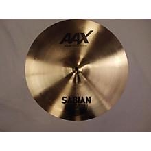 Sabian 15in AAX Studio Crash Brilliant Cymbal
