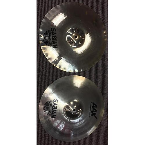 Sabian 15in AAX X Celerator Hi Hat Pair Cymbal