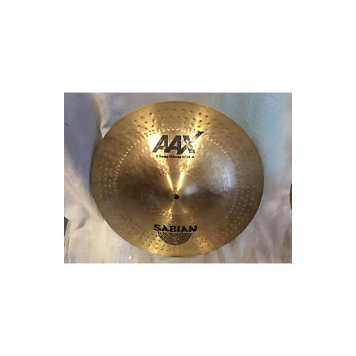 Sabian 15in AAX Xtreme Chinese Brilliant Cymbal  35