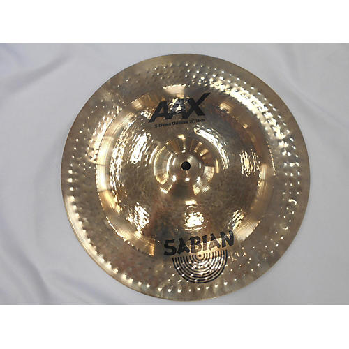 Sabian 15in AAX Xtreme Chinese Brilliant Cymbal-thumbnail