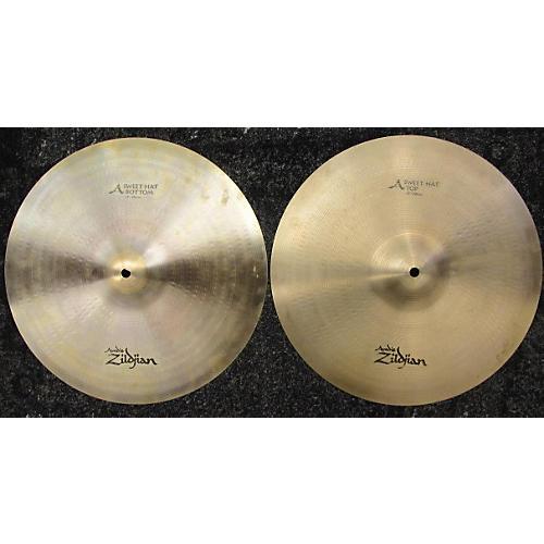 Zildjian 15in Avedis Sweet Hats Cymbal-thumbnail