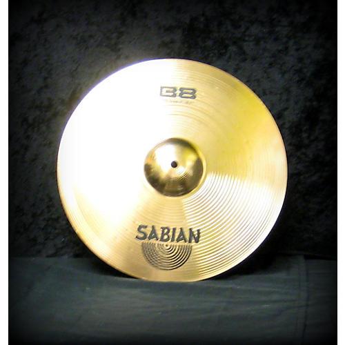 Sabian 15in B8 Thin Crash Cymbal
