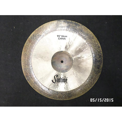 Soultone 15in Extreme China Cymbal