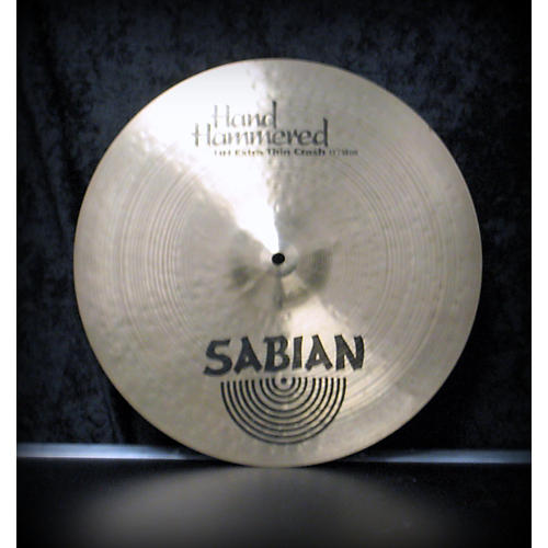Sabian 15in HH Extra Thin Crash Cymbal