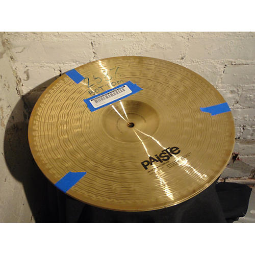 Paiste 15in Heavy Hi Hat Bottom