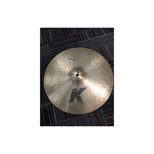 Zildjian 15in K Custom Dark Crash Cymbal-thumbnail