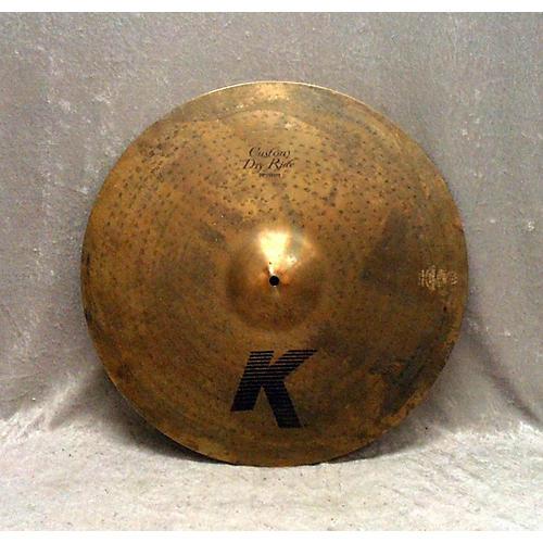 Zildjian 15in K Custom Dry Ride Cymbal-thumbnail