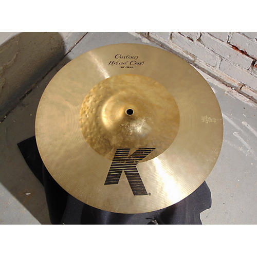 Zildjian 15in K Custom Hybrid Crash Cymbal