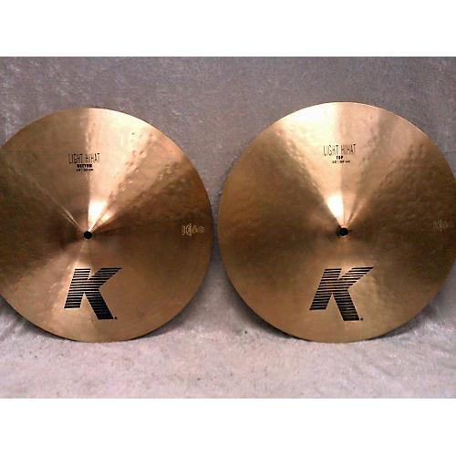 Zildjian 15in K Cymbal