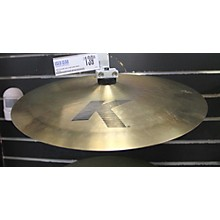 Zildjian 15in K Thin Dark Crash Cymbal