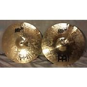 Meinl 15in MB20 HI HATS Cymbal