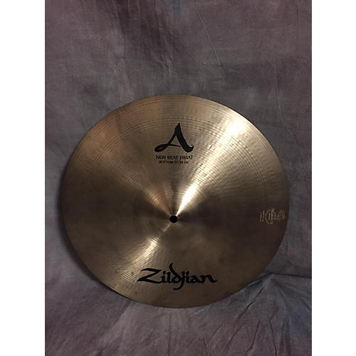 Zildjian 15in New Beat Hi Hat Bottom Cymbal-thumbnail