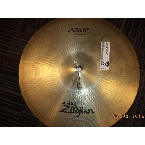 Zildjian 15in New Beat Hi Hat Top Cymbal-thumbnail