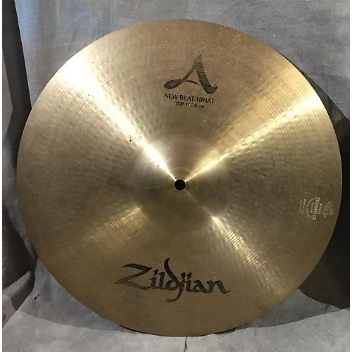 Zildjian 15in New Beat Hi Hat Top Cymbal