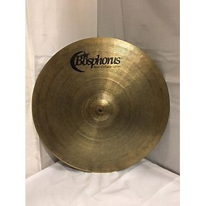 Pre-owned Bosphorus Cymbals 15 inch New Orleans Ride Cymbal by Bosphorus Cymbals