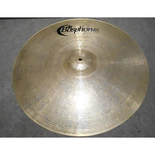 Bosphorus Cymbals 15in New Orleans Series Crash Cymbal-thumbnail