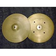 Zildjian 15in Quick Beat Hi Hat Pair Cymbal