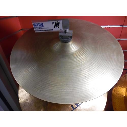 Zildjian 15in Rock Hi Hat Pair Cymbal  35