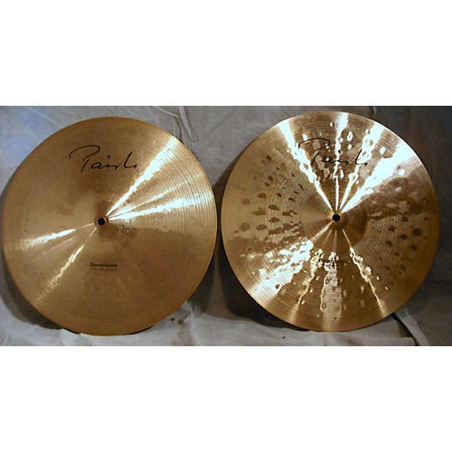 Paiste 15in Signature Dimensions Hihats Cymbal