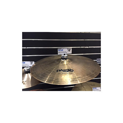 Paiste 15in Sound Formula Cymbal