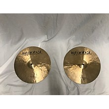 Istanbul Agop 15in TRADITIONAL REGULAR HI HAT Cymbal