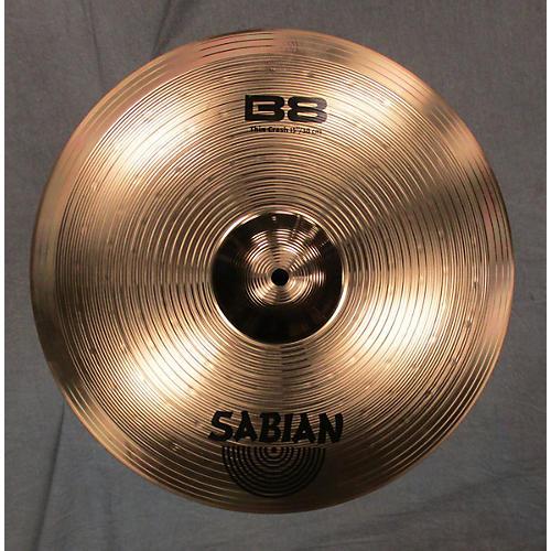Sabian 15in Thin Crash