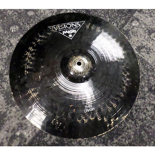 Paiste 15in VISIONS THIN CRASH Cymbal-thumbnail