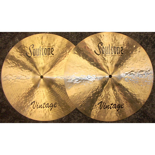 Soultone 15in Vintage HiHats Cymbal  35