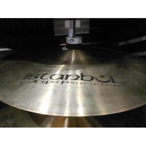 Istanbul Agop 15in XIST Hi Hats Cymbal