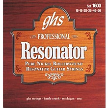 GHS 1600 Acoustic Slide Guitar Strings