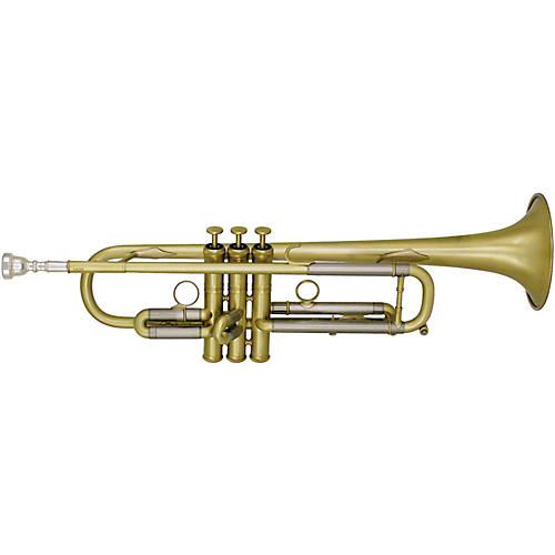 Kanstul 1600 Series Bb Trumpet 1600-5 Brushed Lacquer