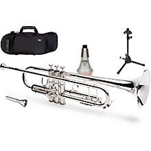 XO 1602S Professional Series Bb Trumpet Gift Kit