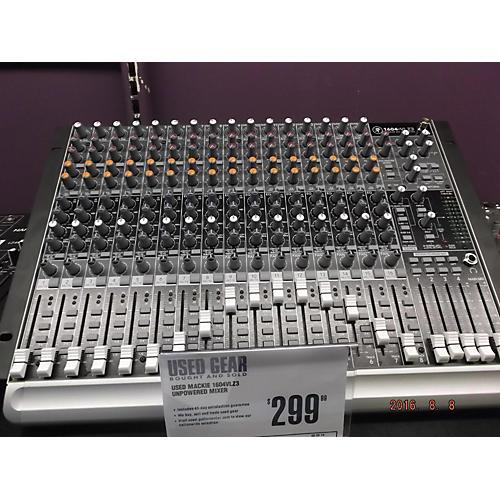 Mackie 1604VLZ3 Unpowered Mixer-thumbnail