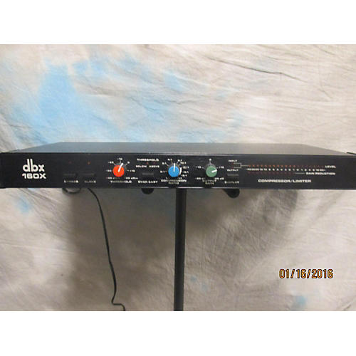 dbx 160X Compressor