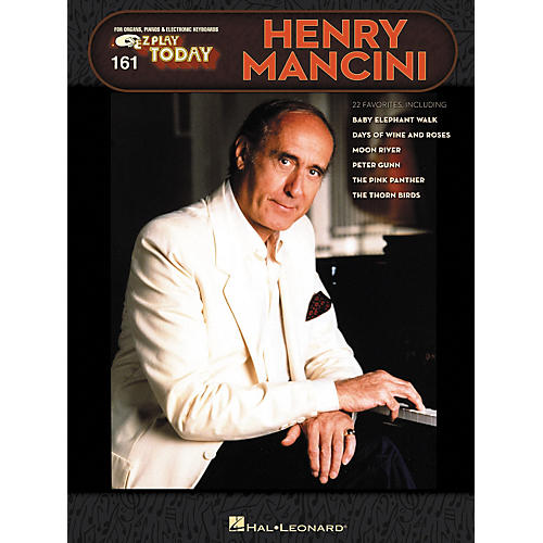 Hal Leonard 161 Henry Mancini - E-Z Play Today Songbook-thumbnail