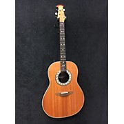 Ovation 1612 Balladeer Acoustic Electric Guitar