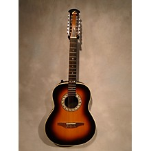 Ovation 1615-1 Pacemaker 12 String Acoustic Electric Guitar