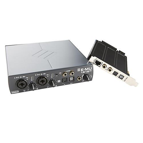 E-mu 1616M PCIe Digital Audio System-thumbnail