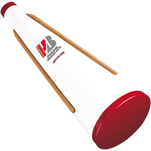 Humes & Berg 162 Stonelined Series Upright Bell Baritone Horn and Euphonium Straight Mute 162 - Straight Mute