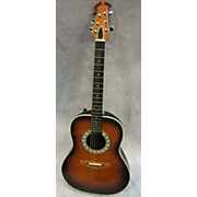 Ovation 1621-4 Acoustic Electric Guitar