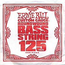 Ernie Ball 1625 Single Bass Guitar String