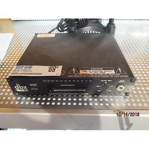 dbx 163x Compressor