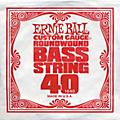 Ernie Ball 1640 Single Bass Guitar String thumbnail