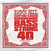 Ernie Ball 1640 Single Bass Guitar String