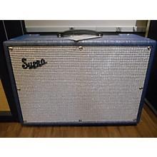 Supro 1648RT Saturn Reverb 15W Tube Guitar Combo Amp
